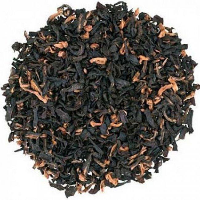 Чай черный индийский Ассам весовой 1 кг. Nadin
