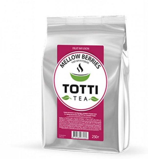 Чай фруктовый рассыпной Сочные Ягоды 250г ТОТТІ Tea