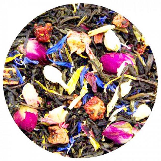 Чай композиционный весовой 1002 Ночь 1 кг. Nadin