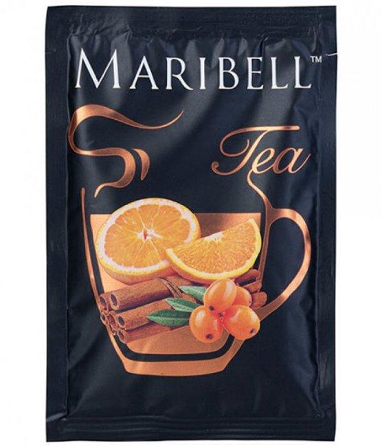 Чай концентрат Облепиха Апельсин Корица ТМ Maribell 50 гр.