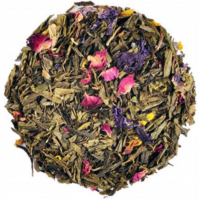 Чай зеленый весовой Дикая Орхидея 1 кг. Nadin