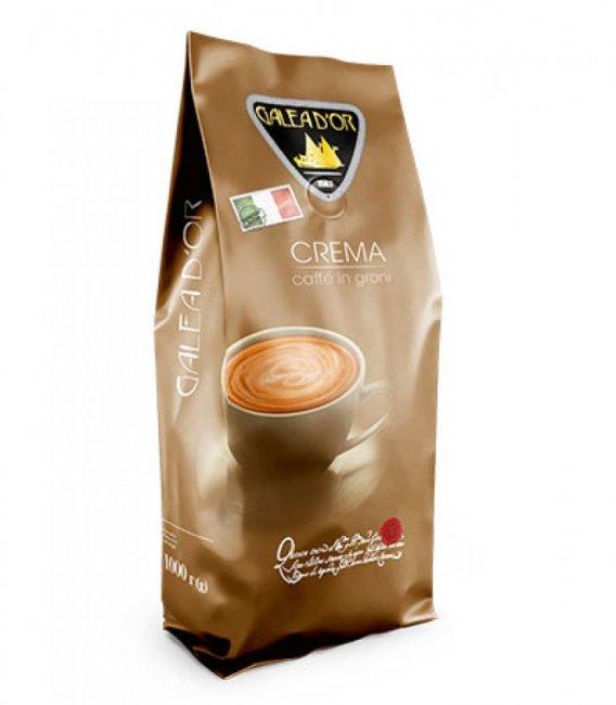 Кофе в зернах Galeador Crema - UCC
