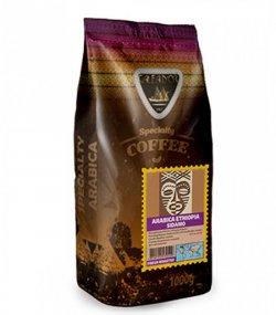 Arabica Ethiopia Sidamo Кофе в зернах 100% Арабика - ТМ UCC