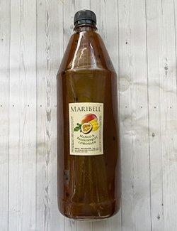 Лимонад концентрат Манго-маракуя ТМ Maribell 1 л.