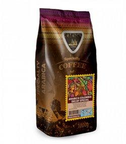 Arabica Columbia DECAF Special Кофе в зернах 100% Арабика - ТМ UCC