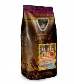 Arabica India Monsooned Malabar AA Кофе в зернах 100% Арабика - ТМ UCC