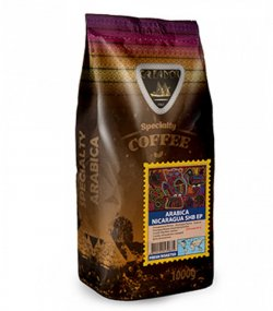 Arabica Nicaragua SHG EP Кофе в зернах 100% Арабика - ТМ UCC