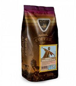 Arabica Tanzania AA PLUS Кофе в зернах 100% Арабика - ТМ UCC