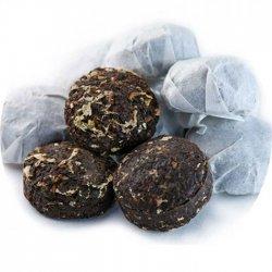 Чай черный прессованный Мини Туо Ча 1 кг. Nadin