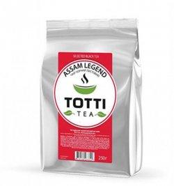 Чай черный рассыпной Легендарный Ассам 250г ТОТТІ Tea