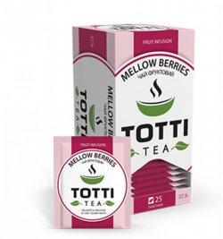 Чай фруктовый пакетированный Сочные Ягоды 2гр.* 25шт. ТОТТІ Tea