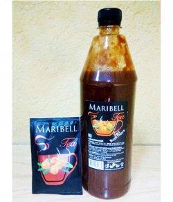 Чай концентрат Облепиховый ПЭТ ТМ Maribell 1,25 кг.
