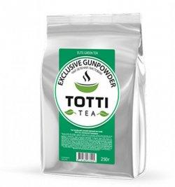 Чай зеленый рассыпной Эксклюзив Ганпаудер 250г ТОТТІ Tea