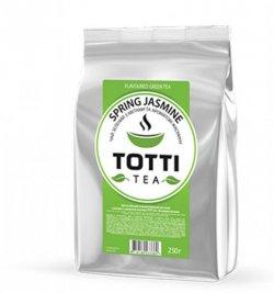 Чай зеленый рассыпной Весенний жасмин 250г ТОТТІ Tea