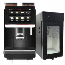 Кофемашина Dr.Coffee Coffeebar с холодильником