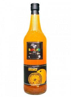 Сироп для коктейля Апельсин ТМ Barlife 1 литр