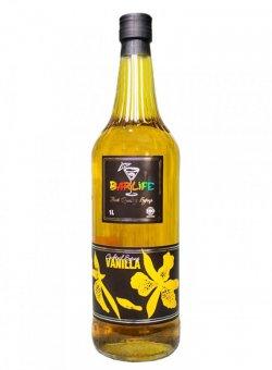 Сироп для коктейля Ваниль ТМ Barlife 1 литр